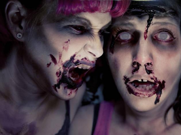 D20 Burlesque: Zombies