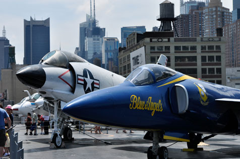 U.S. Navy Aviation Demonstration
