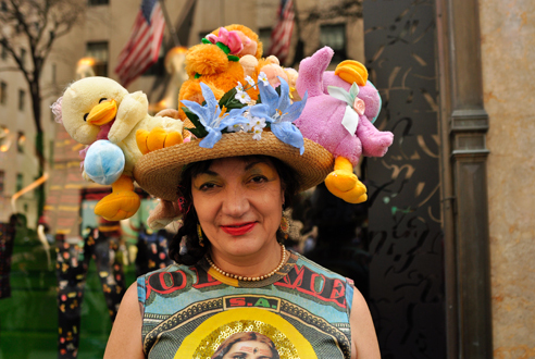 Photos: Easter Parade and Bonnet Festival (2011)