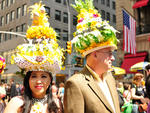 101 things to do in the spring in New York City 2013: Wear a bonnet at the Easter Parade and Bonnet Festival