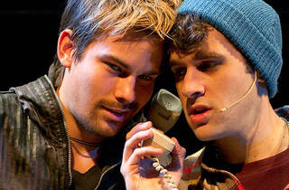 Rent at New World Stages