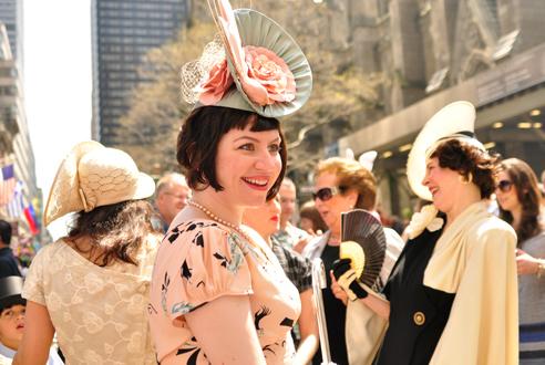 Easter Parade and Bonnet Festival 2011