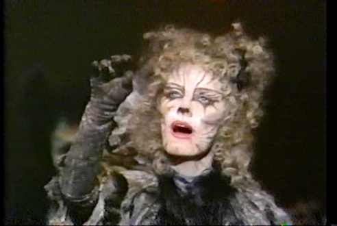 "Cats, ""Jellicle Songs for Jellicle Cats""/""Memory"" (1983)"