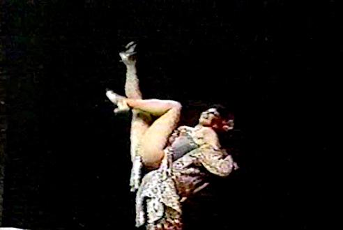 """Dancin', """"Sing, Sing, Sing"""" (1978)"""