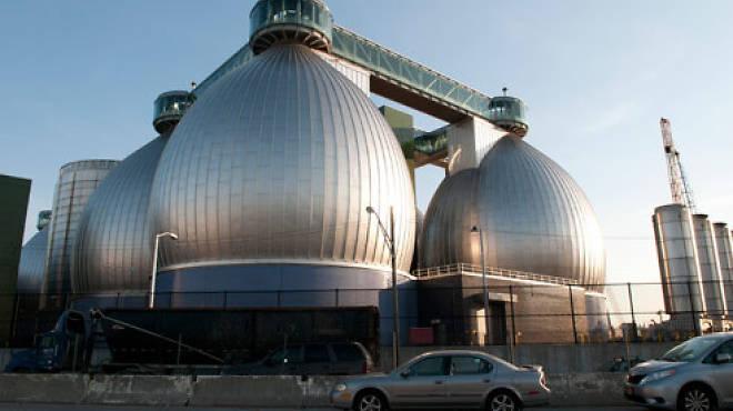 Newtown Creek Wastewater Treatment Plant