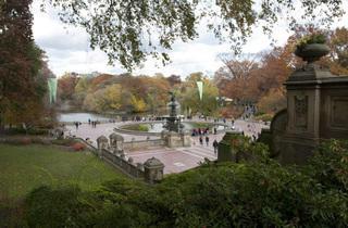 Central Park, Bethesda Fountain