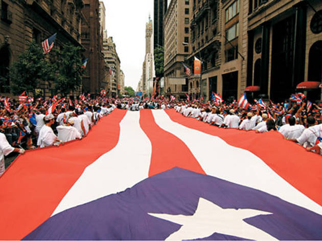 National Puerto Rican Day Parade 2011