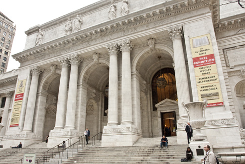 LIVE from the NYPL: The spring's coolest speaker series