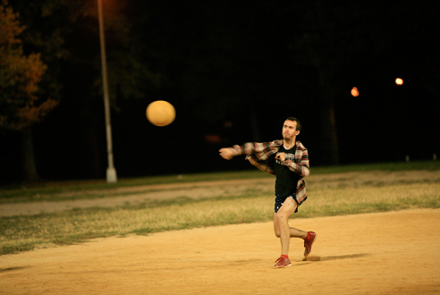 Be a free agent for the Brooklyn Kickball League