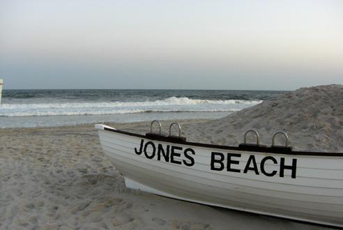 Splash around at Jones Beach
