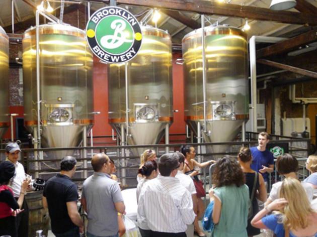 Brooklyn Brewery, Brooklyn