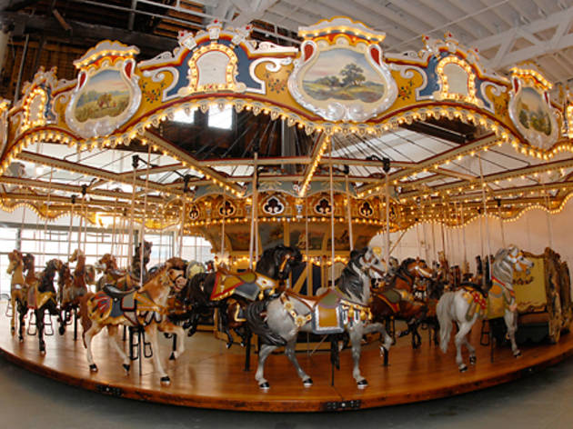 Jane's Carousel February Celebration