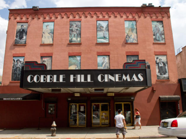Catch a cheap flick at Cobble Hill Cinemas