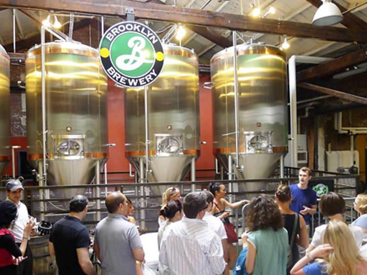 Brooklyn Brewery, Brooklyn, NY
