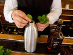 The Mint Julep at Eleven Madison Park