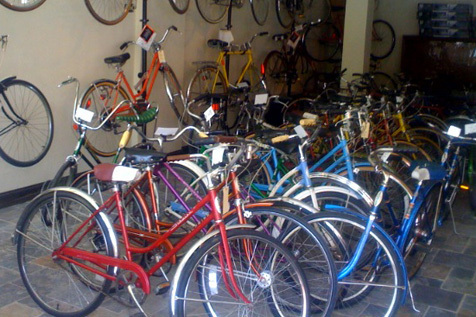Landmark Vintage Bicycles