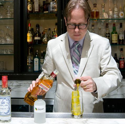 The Aperitivo cocktail at Ai Fiori