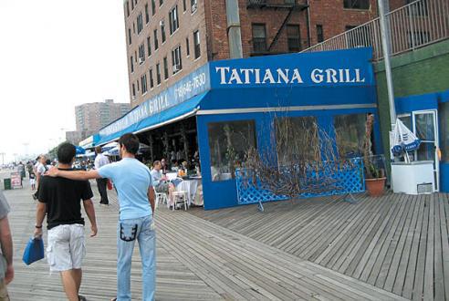 Dine like a boss at Tatiana Restaurant & Grill