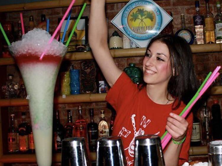 Beloved tiki bar PKNY is coming back to New York