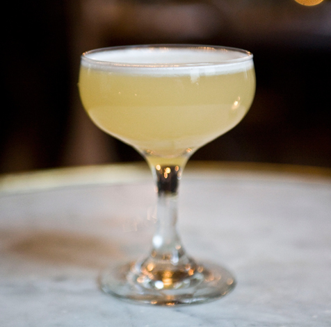 Carondelet at Maison Premiere. Featured in Cutting-edge cocktail trends.