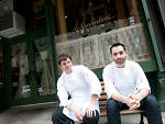 101 things to do in the spring in New York City 2013: Check out Torrisi and Carbone's new spot, the Lobster Club