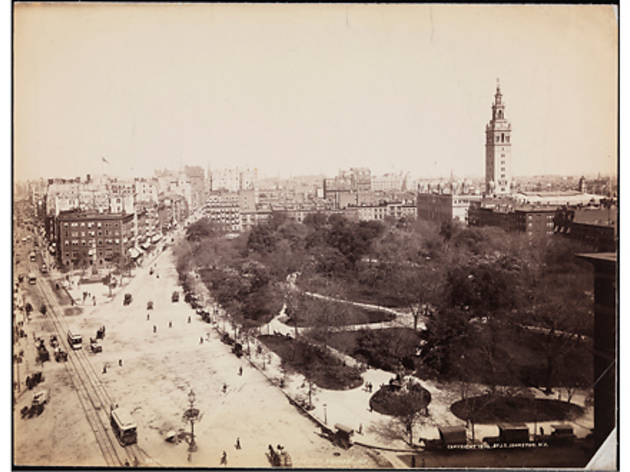 (Photograph: J.S. Johnston/Courtesty Museum of the City of New York)