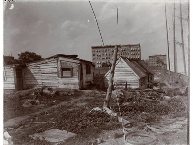 (Photograph: Jacob A. Riis/Courtesy Museum of the City of New York)