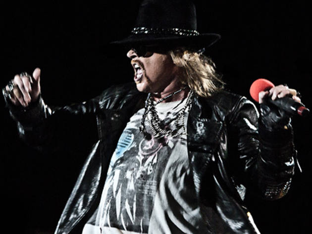 Guns N' Roses are headlining Coachella 2016...probably