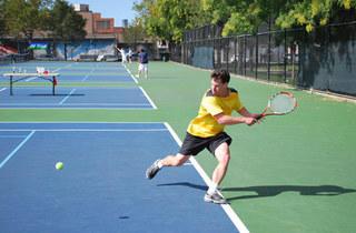 (Photograph: Copyright McCarren Tennis)