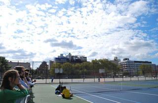 (Photograph: Courtesy McCarren Tennis)