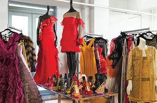 Albright Fashion Library