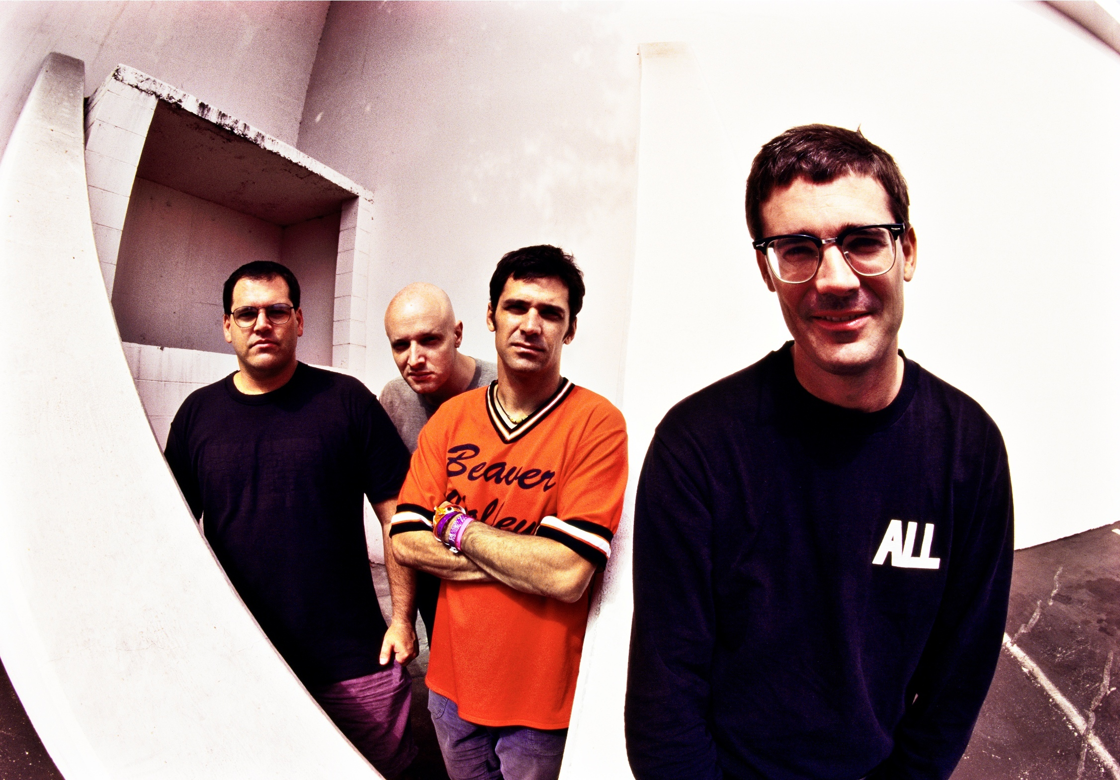 Descendents + Fucked Up