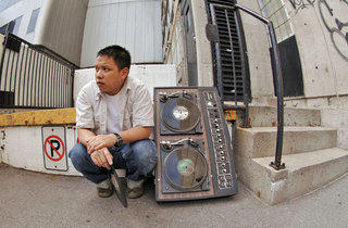 The Vinyl Vaudeville Tour: Kid Koala