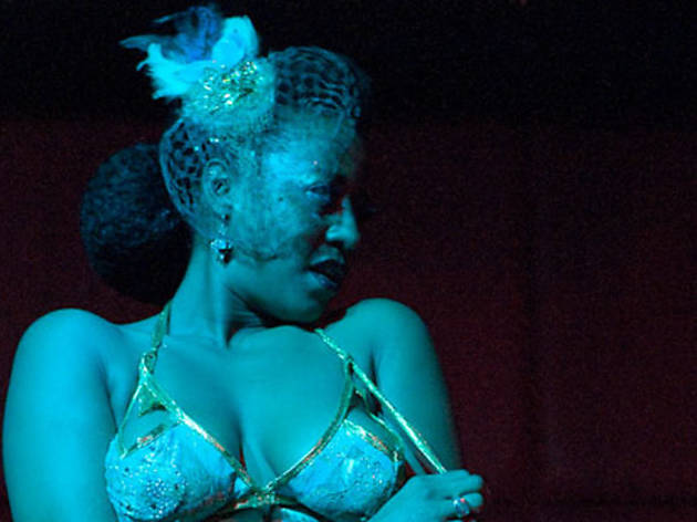 Brown Girls Burlesque: The Dirty Honey Shake