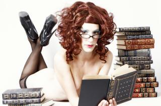 Naked Girls Reading: London Calling