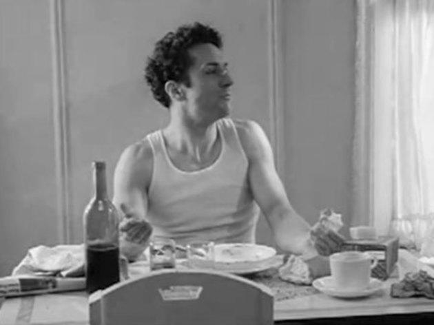Raging Bull (1980): The charcoal steak