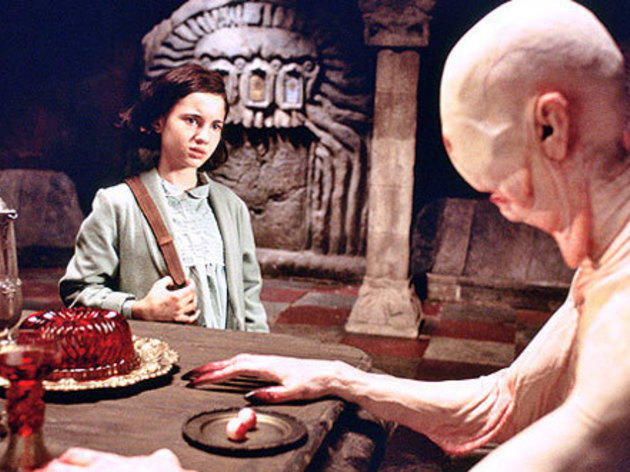 Pan's Labyrinth (2006): Child-eating Pale Man