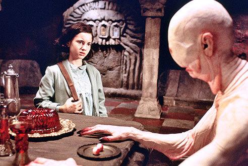 Pan's Labyrinth (2006): Child-eating Pale Man