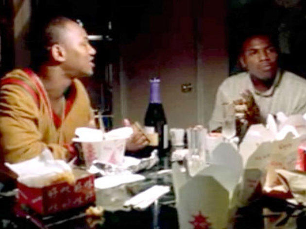 Paid in Full (2002): Chinese and champagne