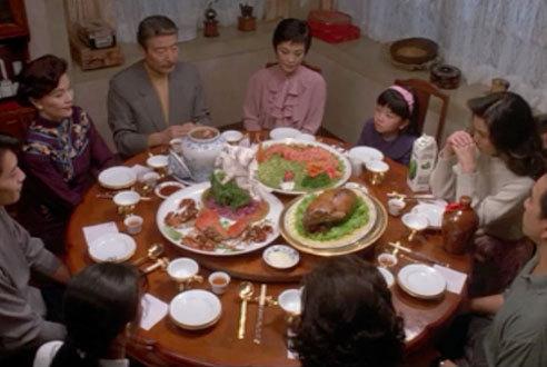 Eat Drink Man Woman (1994): Opening scene