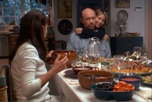 Tortilla Soup (2001): Sunday dinners