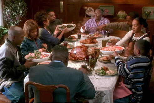 Soul Food (1997): Cooking lesson