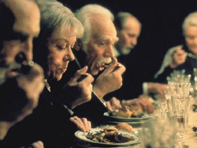 Babette's Feast (1987): The feast