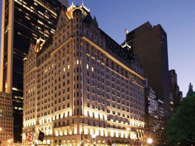 Tour the Plaza Hotel