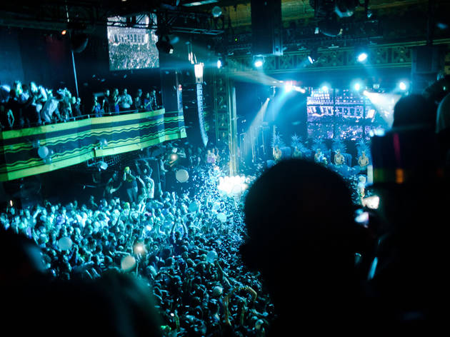 Webster Hall New Year's Eve Ball