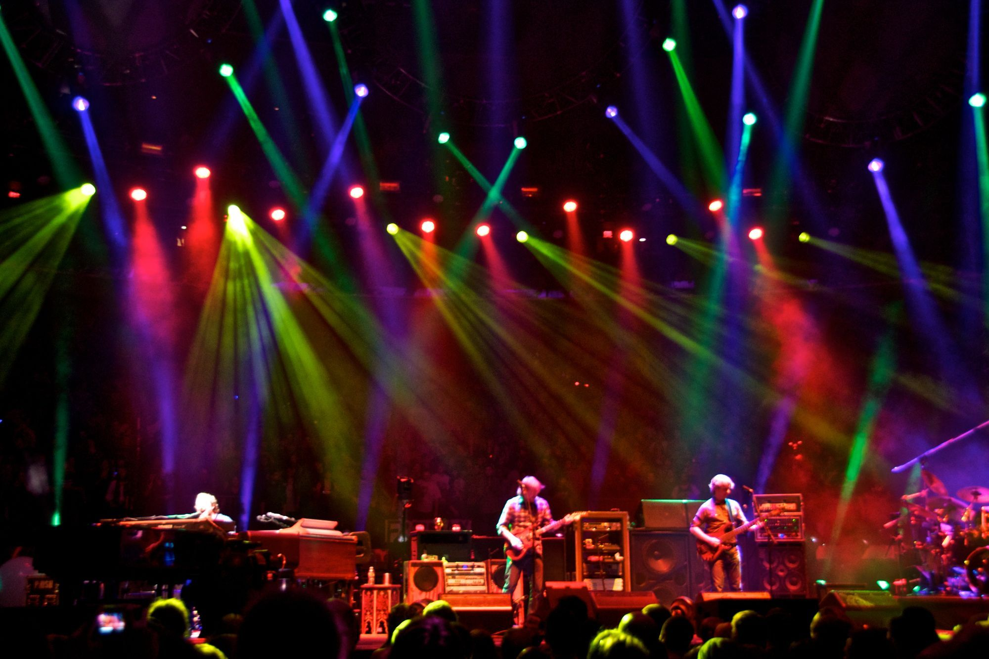 Phish at MSG