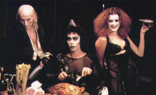 September 5, Rocky Horror Picture Show 40th Anniversary