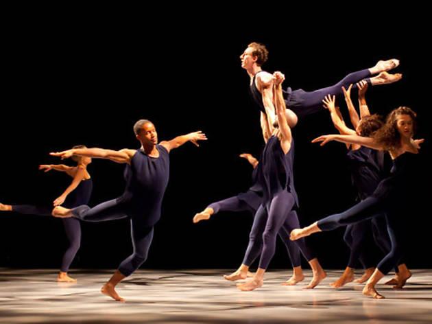 Lar Lubovitch Dance Company