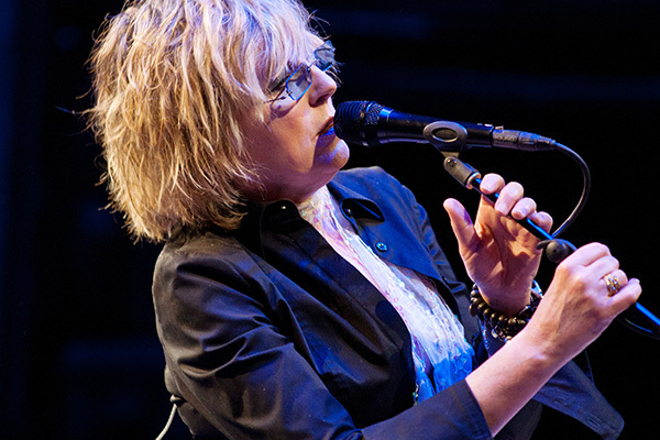 NPR Music Live in Concert with Lucinda Williams + Thao & the Get Down Stay Down + iLe