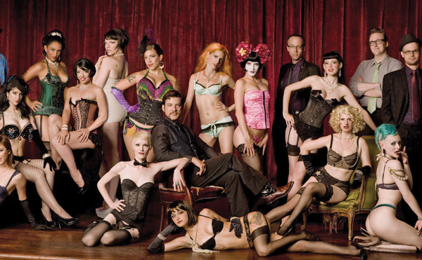 Best burlesque shows